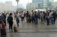 Gare centrale de Pékin