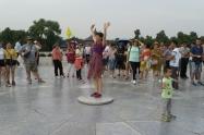 Pékin, palais d'été, le centre du monde