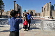 Ouzbekistan (Samarcande) 2016