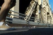 Queen bridge / New-York 2014